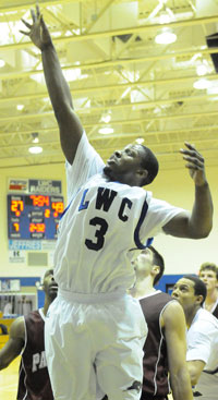 Brandon Clemons scored 15 points in the loss to Southern Wesleyan on Thursday. <i>File photo</i>