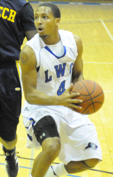 Kalen Kimberland led the Blue Raiders with 16 points. <i>File photo</i>