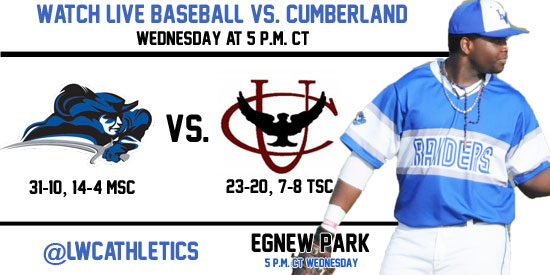 Lindsey Wilson baseball is live on Wednesday night at 5 p.m. CT on iHigh.com.