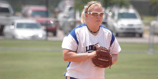Cara Law is an NAIA Softball Honorable Mention All-American after winning 19 games this season.