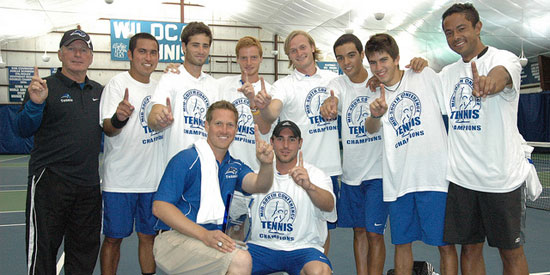 Lindsey Wilson won the MSC regular season and tournament championships this season