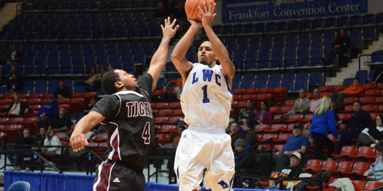 Kalen Kimberland is an NAIA All-American for the first time in his four seasons at Lindsey Wilson.