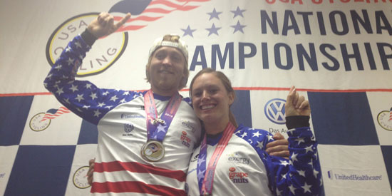 Swanguen and Caluag each won national titles this weekend