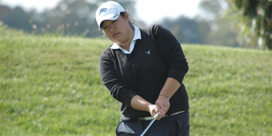 Sara Koizumi shot 1-under par today to finish in second place.