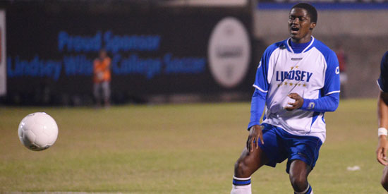 Lebogang Moloto is the 54th pick in the 2013 MLS Supplemental Draft by the Seattle Sounders.