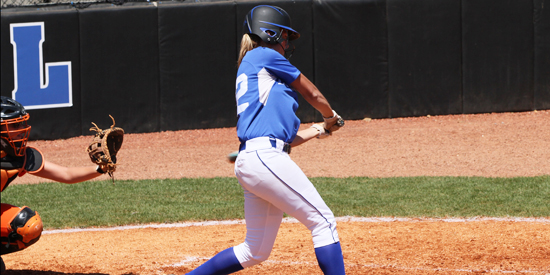 Kristina Krupinski scored Lindsey Wilson's only run with a sixth-inning home run.