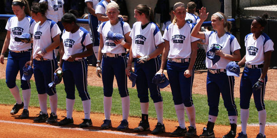 The NAIA Softball Opening Round resumes at Lindsey Wilson at 1 p.m. CT on Tuesday.