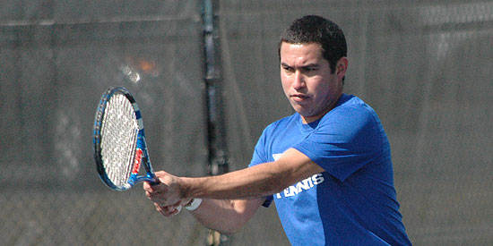 Fabricio Morales is the NAIA National Men's Tennis Player of the Week.