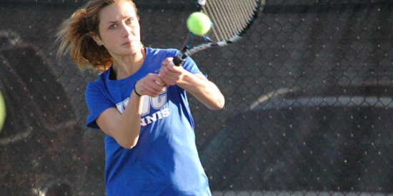 Anna Gaprindashvili won the decisive point today in LWC's 5-4 win