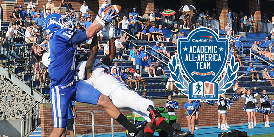 Powers name to Capital One Academic All-America� College Division Football Team