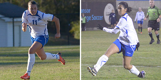 Tom and Simic earn NAIA Scholar-Athlete honors