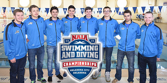 Eight Blue Raiders are headed to the championships