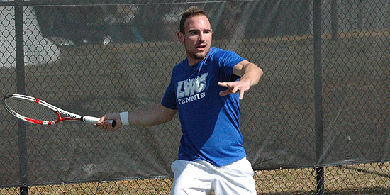 Marlon Dal Pont joins the Blue Raider Tennis coaching staff
