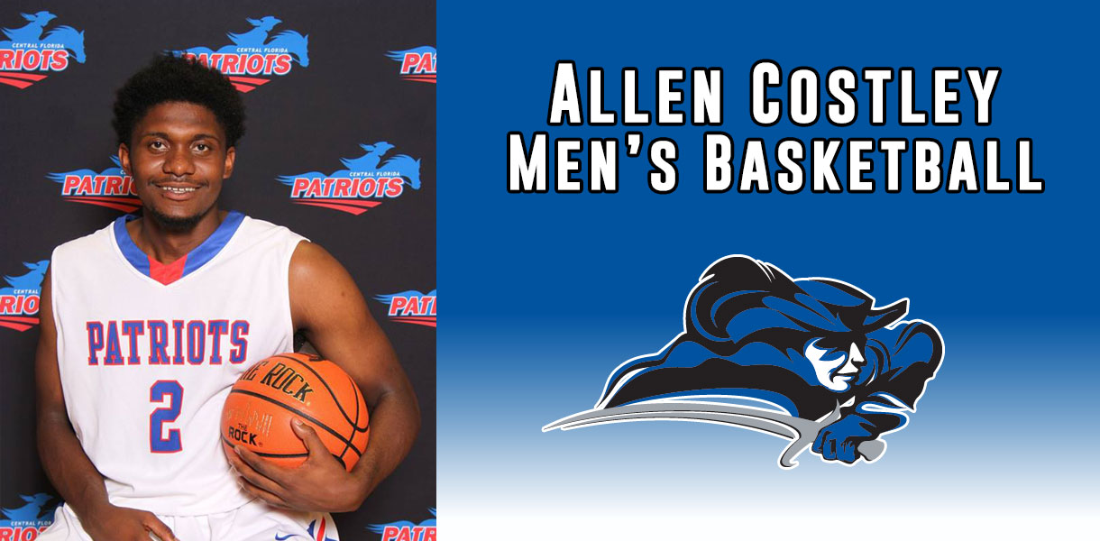 Photo for Men�s Basketball adds Allen Costley to 2016-17 roster