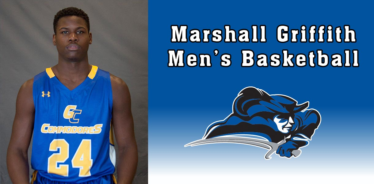 Photo for Men�s Basketball signs Marshall Griffith for 2016-17