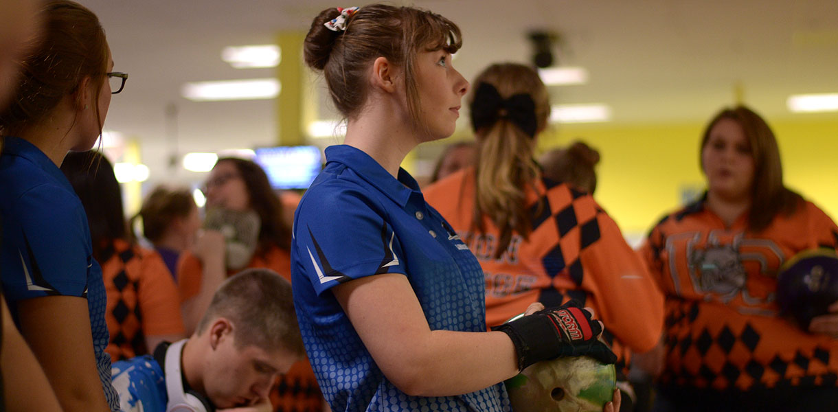 Photo for Year in Review: 2015-16 Women's Bowling