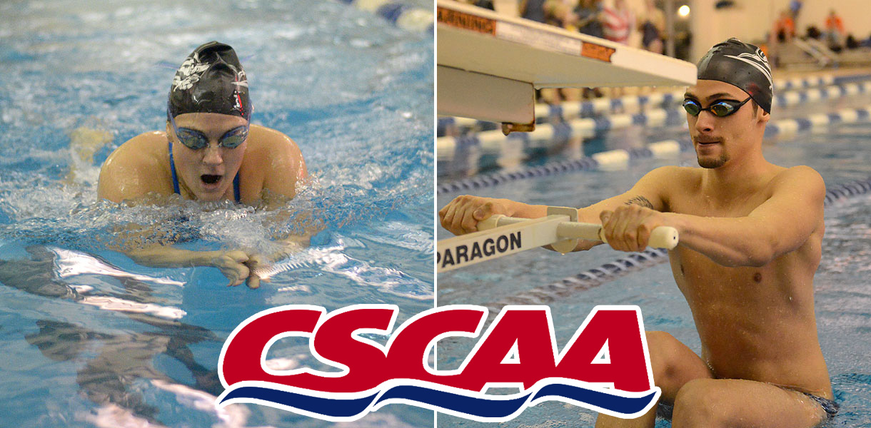 Photo for Swim teams garner CSCAA Scholar All-America Team honors