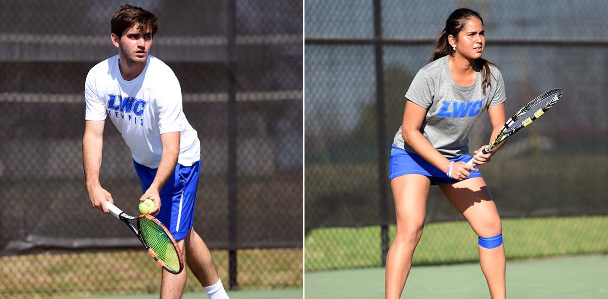 Photo for Men and Women�s Tennis travels to Georgetown for ITA Regionals beginning on Thursday