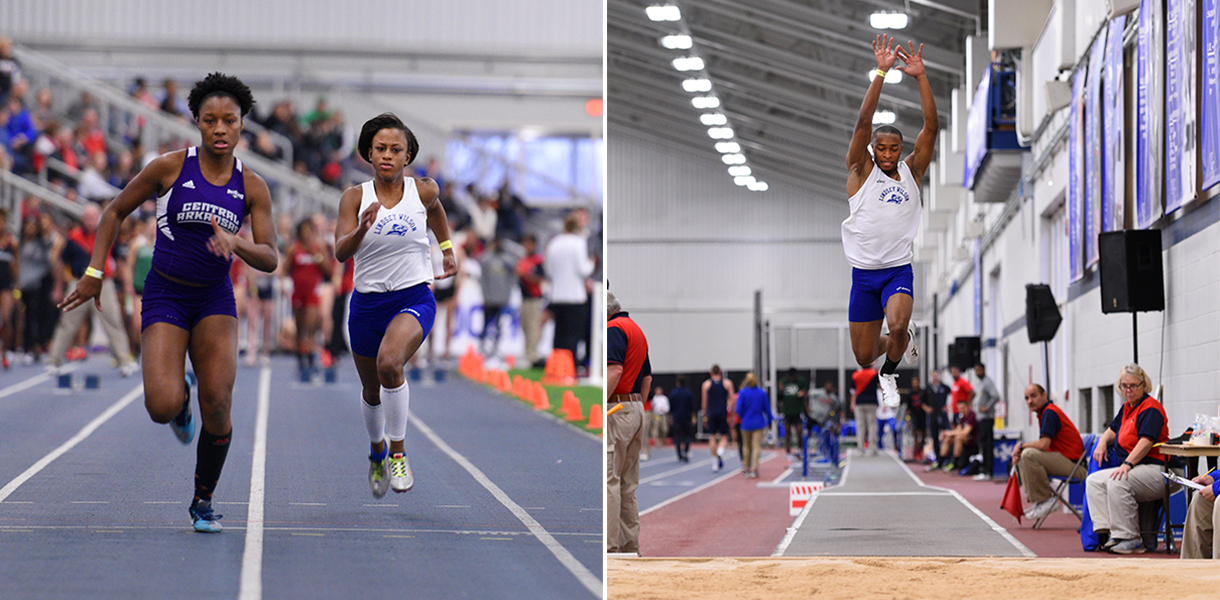 Photo for Indoor Track and Field competes at East Tennessee State University Invitational