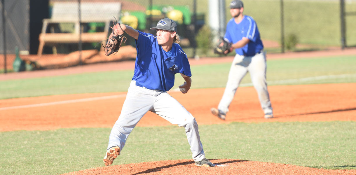 Photo for Junior Varsity Baseball splits doubleheader with Campbellsville
