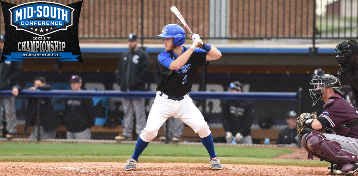 Photo for Baseball hosts Pikeville in MSC Tournament Opening Round Series