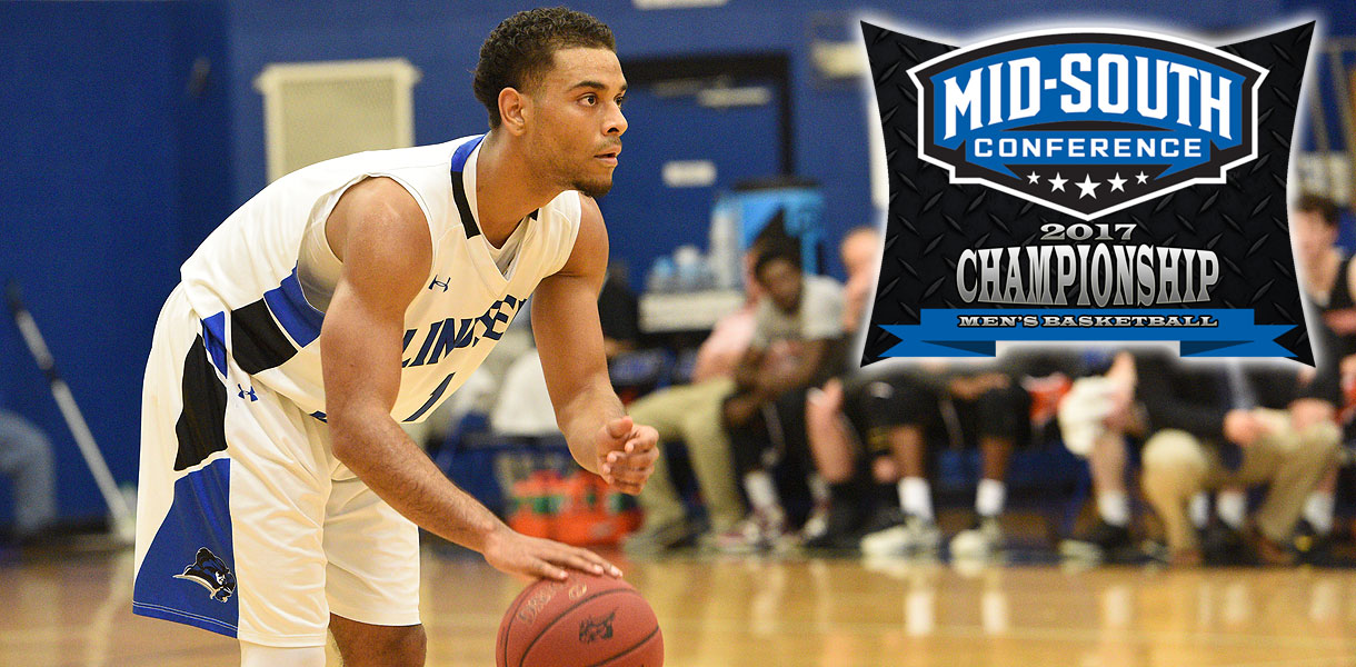 Photo for Men's Basketball faces Cumberlands on Friday in MSC Quarterfinals