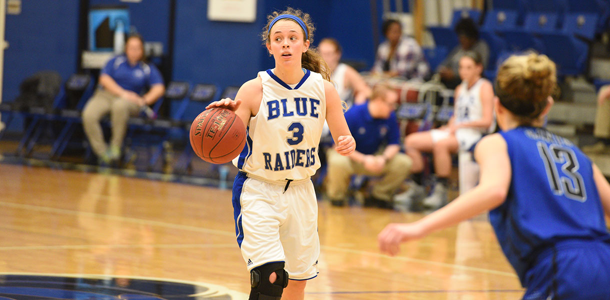 Photo for Junior Varsity Women's Basketball loses to Thomas More, 99-92