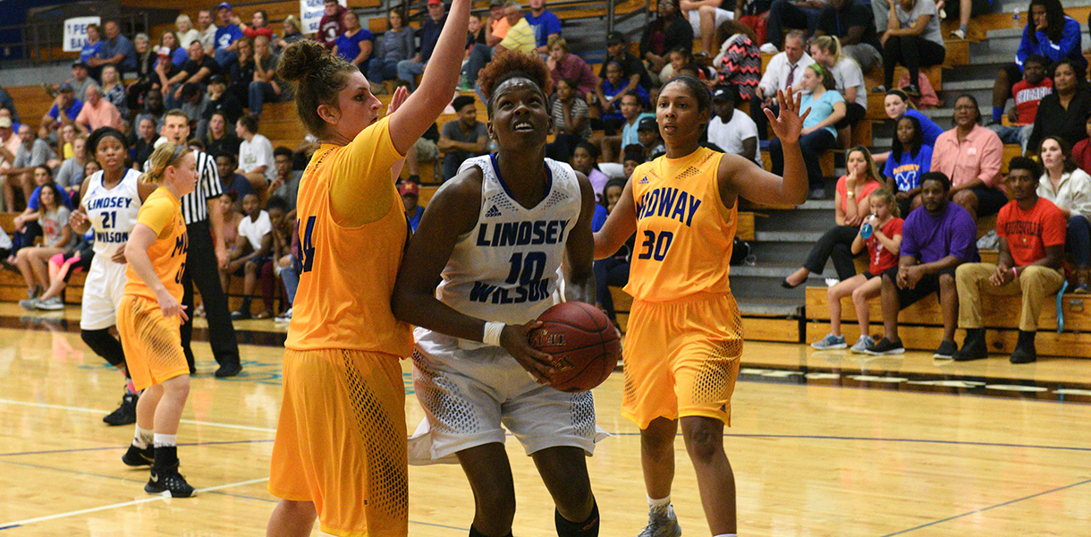 Photo for Styles named NAIA Women's Basketball Player of the Week