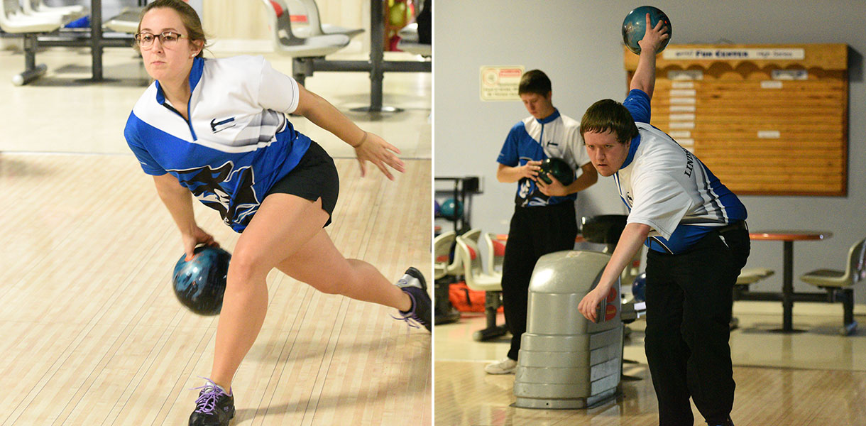 Photo for Men's Bowling finishes sixth, Women's Bowling 10th at the Hammer's Lindsey Wilson Baker Classic