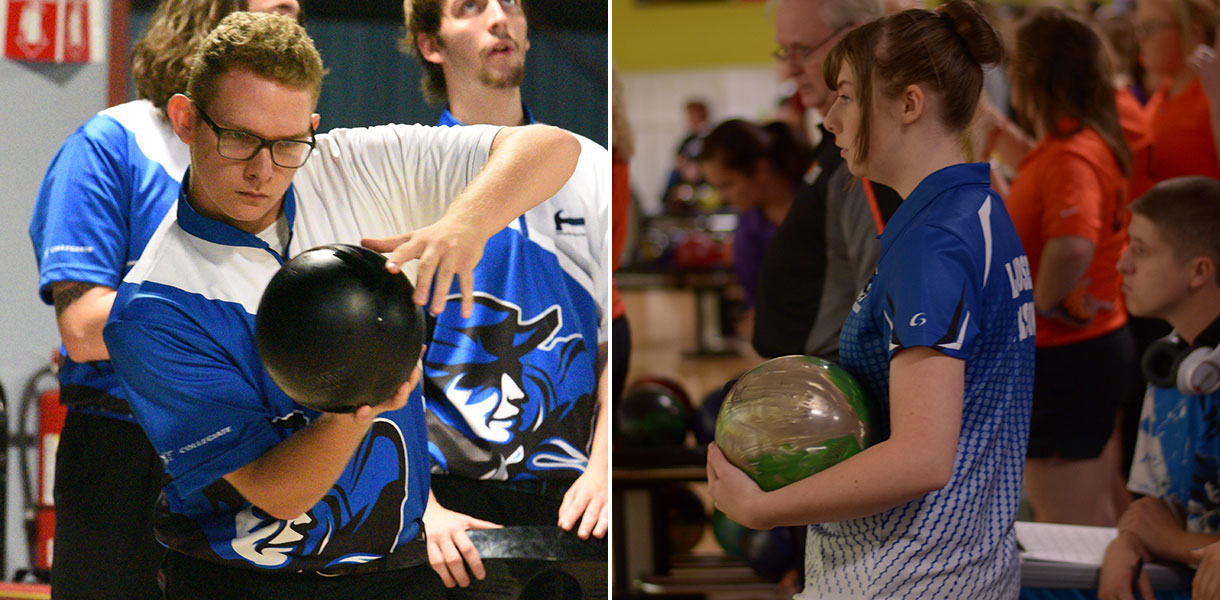 Photo for Bowling opens season this weekend at Ebonite's Green River Classic