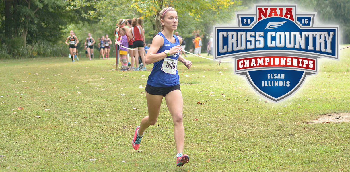Photo for Coffey competes in NAIA Cross Country National Championships this Saturday