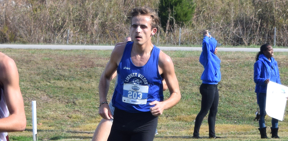 Photo for Men's Cross Country finishes fifth at MSC Championships on Saturday