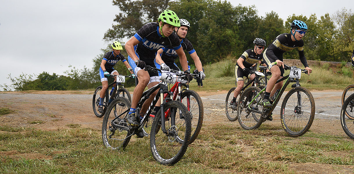 Photo for Cycling competes on day one of USA Collegiate Mountain Bike Nationals