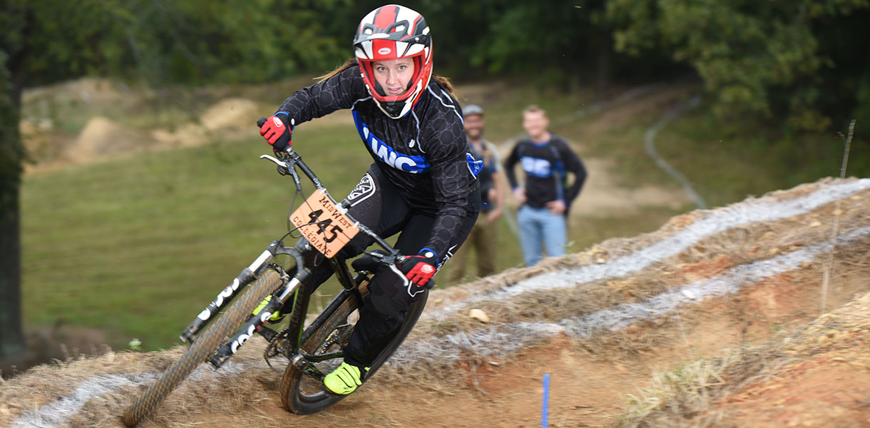 Photo for Cycling sends 15 to 2016 Collegiate Mountain Bike National Championships