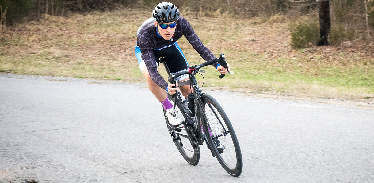 Photo for Cycling competes at Clemson Upstate Cycling Classic over the weekend