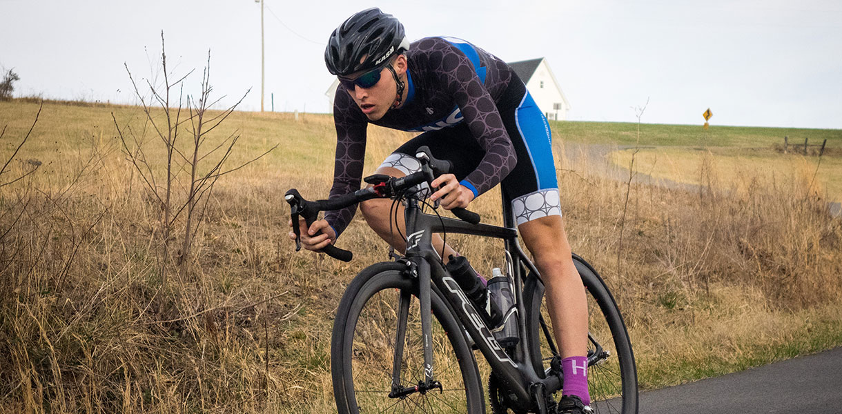 Photo for Cycling sends two to Collegiate Road National Championships