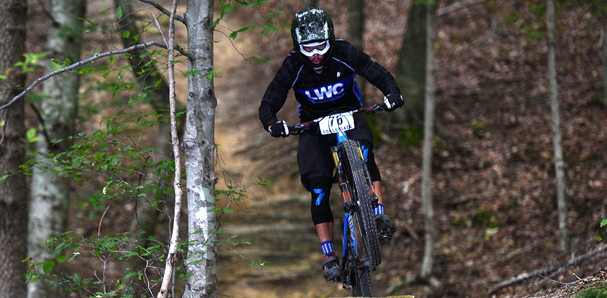 Photo for Smith takes fourth in Downhill on second day of Mountain Bike National Championships