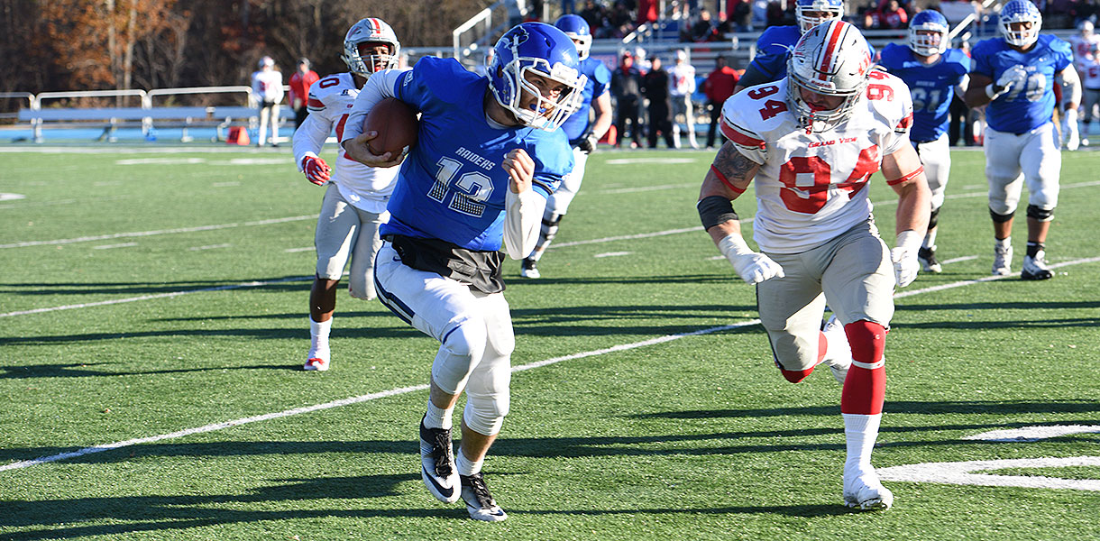 Photo for Beasley earns MSC Football Blanton Collier Leading with Character award
