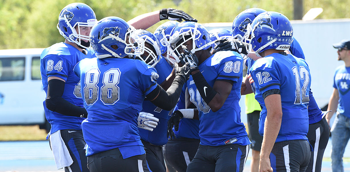 Photo for Football ranked No. 8 in NAIA Spring Coaches' Top 25 Poll