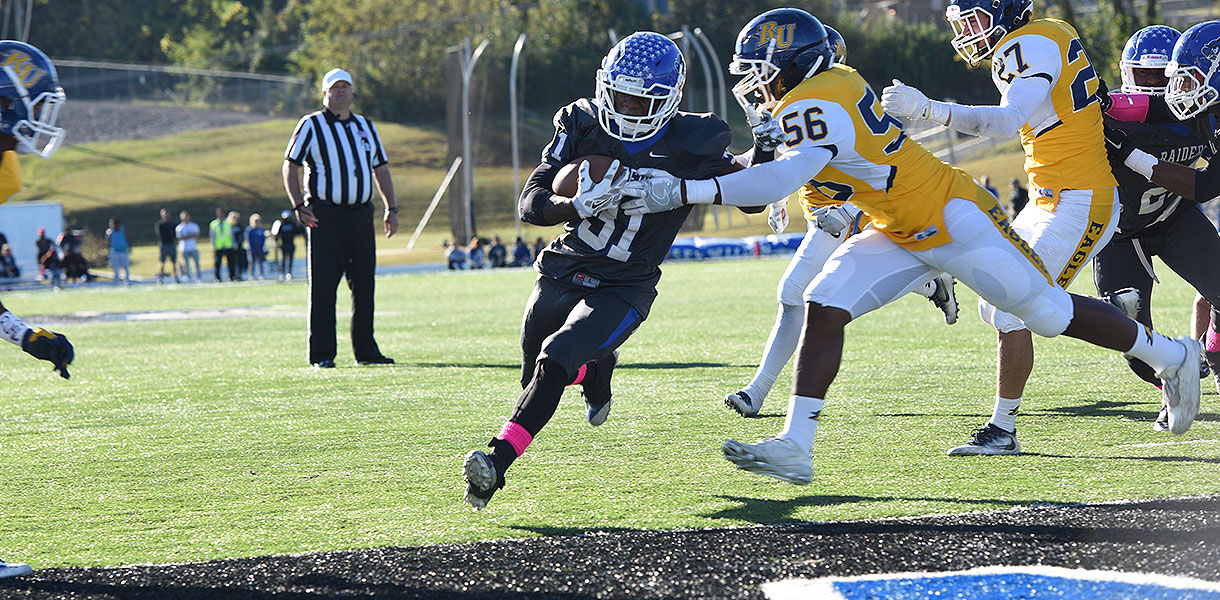 Photo for Football begins 2017 at No. 8 in NAIA Top-25 Poll