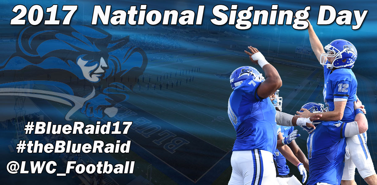 Lindsey Wilson Athletics - Football announces 2017 signing class