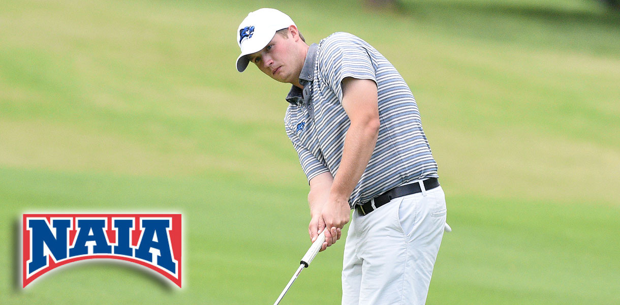 Photo for Durham collects Daktronics-NAIA Men's Golf Scholar-Athlete honors