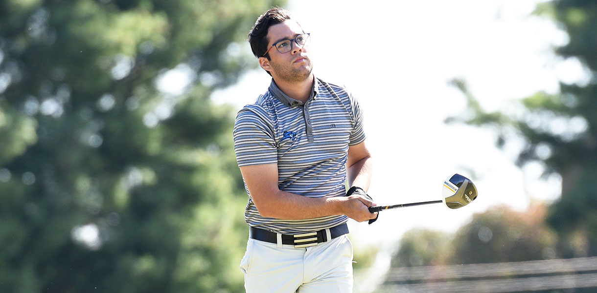 Photo for Men's Golf finishes fifth at Skyhawk Invitational