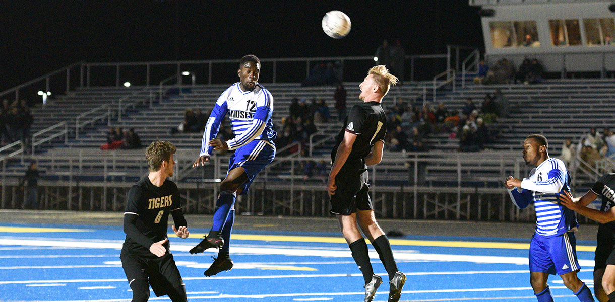 Photo for Men's Soccer falls to Campbellsville on PKs 5-3 in MSC Title match