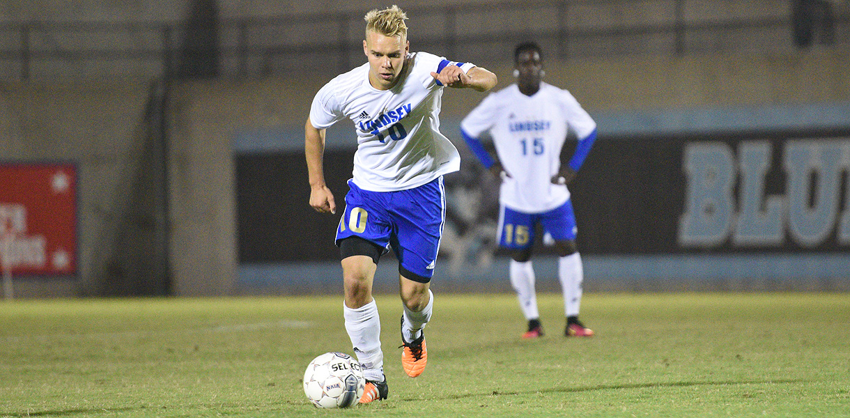 Photo for Men's Soccer slips to No. 24 in the NAIA Postseason Top-25 Coaches' Poll