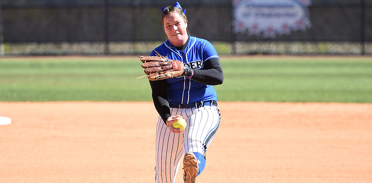 Photo for Casey Bryan earns NAIA Softball Honorable Mention All-American honors