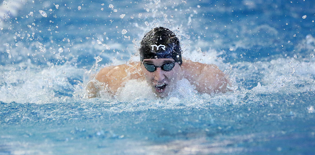 Photo for Men's Swimming ranked No. 8 in Postseason Coaches' Poll