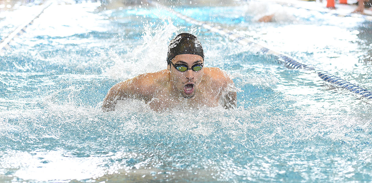 Photo for Men's Swimming trio earns NAIA Scholar-Athlete honors