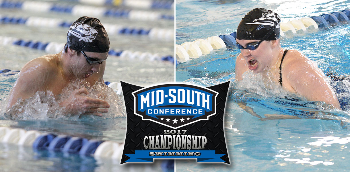 Photo for Men's and Women's Swimming competes at MSC Championships this Thursday through Saturday