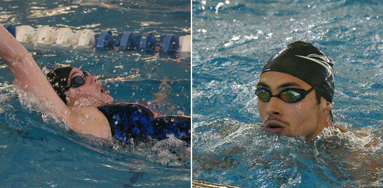Photo for Swimming hosts dual meet with Cumberlands on Saturday